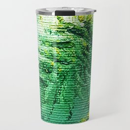 Rainforest Lights and Shadows Travel Mug