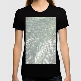Faded Palm Leaves T-shirt