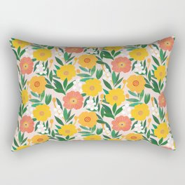 Oh Happy Day Rectangular Pillow