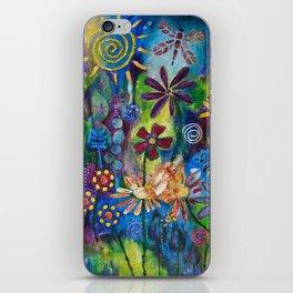 Peace, Love & Joy iPhone Skin