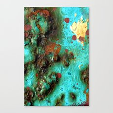 Outer World Canvas Print