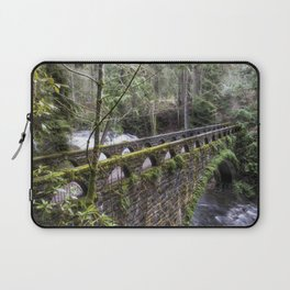Bridge Over Troubled Waters Laptop Sleeve