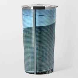 A Bit Of Leaded With Your Glass Travel Mug