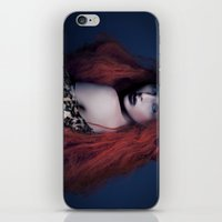 brave iPhone & iPod Skins featuring Brave by Imustbedead