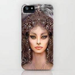 Diva S iPhone Case