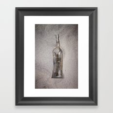 Dead Horse Bottle 6 Framed Art Print