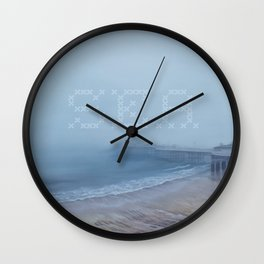 Hurts.....but not like before Wall Clock