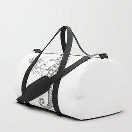 Sea horse Duffle Bag
