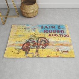 Fair & Rodeo Rug