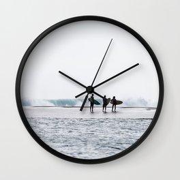 Sandbar Meetup Wall Clock
