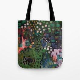 Green Giant Tote Bag