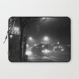 A Streetcar Named Noir Laptop Sleeve