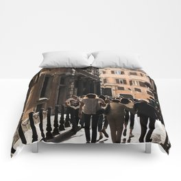 The Tourists Comforters