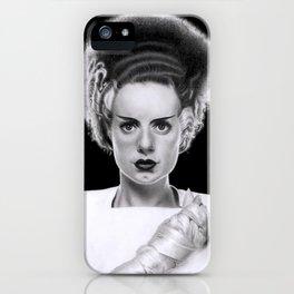 Elsa Lanchester iPhone Case