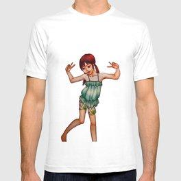 Cute Little Girl T-shirt
