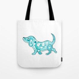 Watercolor Art | Puppy Tote Bag