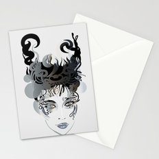 Horn Stationery Cards