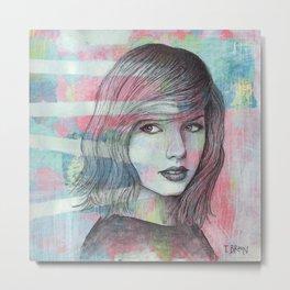 Taylor - Wildest Dreams Metal Print