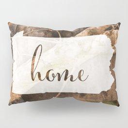 Pennsylvania is Home - Camo Pillow Sham