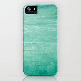 Aquatic Mosaic iPhone Case