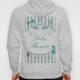 Baby Shower Hoody
