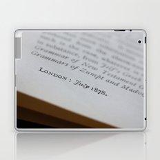 Old times Laptop & iPad Skin