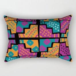 Wari pop V Rectangular Pillow