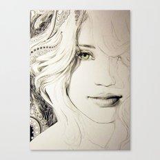 di Canvas Print