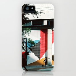 Fort Lauderdale street iPhone Case