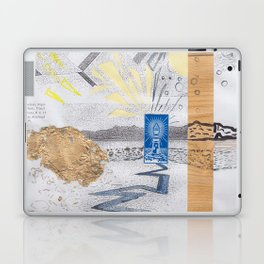 Shed light on the water crises Laptop & iPad Skin