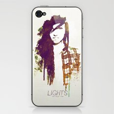 We are lights iPhone & iPod Skin