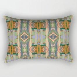 Arabian days (Paint Columns 3) Rectangular Pillow