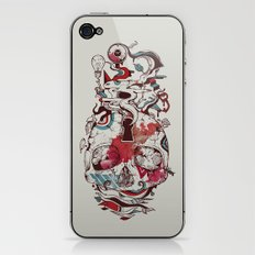 Landscape of an Open Mind iPhone & iPod Skin