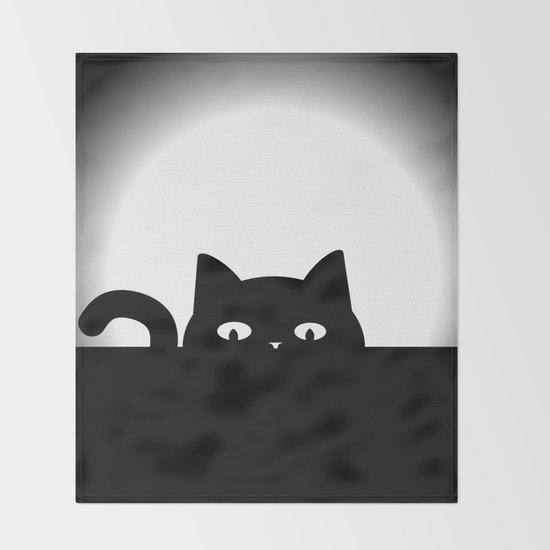 Peeking Cat by mellowcat