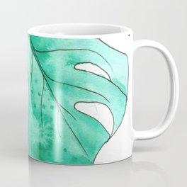 monstera monday Coffee Mug
