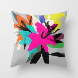 lily 12 Throw Pillow