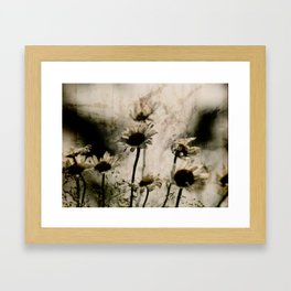 the blast Framed Art Print