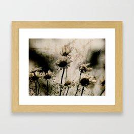 the blast Framed Art Print