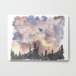 Landscape II Metal Print