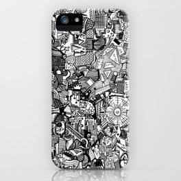 Landfill Pt. 2 iPhone Case