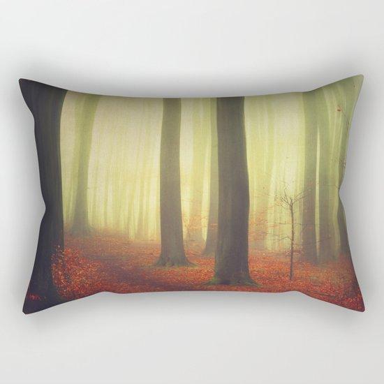 Magic Woodland Rectangular Pillow