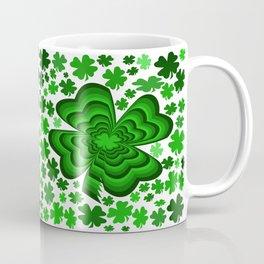 Lucky 4 Leaf Clover Coffee Mug