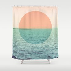 Because the ocean Shower Curtain