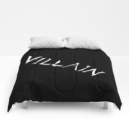 Villain in Black Comforters
