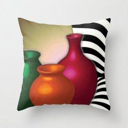 BEER SHEBA Throw Pillow