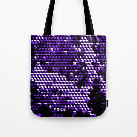 8byx_qbix Tote Bag