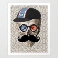 S6 cycling club Art Print