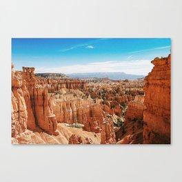 Bryce Canyon, Utah Canvas Print