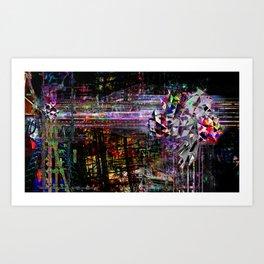 synthFest Art Print