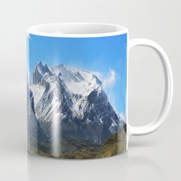 mountains by the sea Coffee Mug